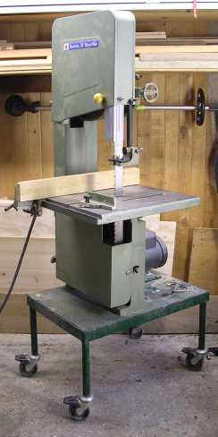 Shop made roller guides hold downs for band saw ts etc for Electric motor for bandsaw